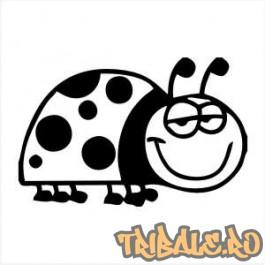 Sticker Buburuza 01