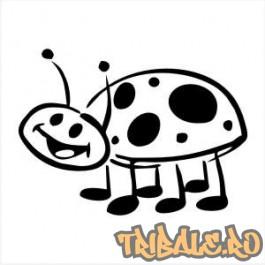 Sticker Buburuza 02