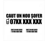 """Set Sticker """"De vanzare"""" - varianta 2"""