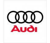 Logo Audi (monocrom sau bicolor)